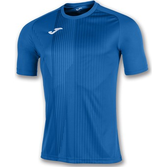Picture of Joma Tiger Shirt Korte Mouw - Royal