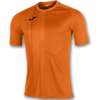 Picture of Joma Tiger Shirt Korte Mouw Kinderen - Oranje