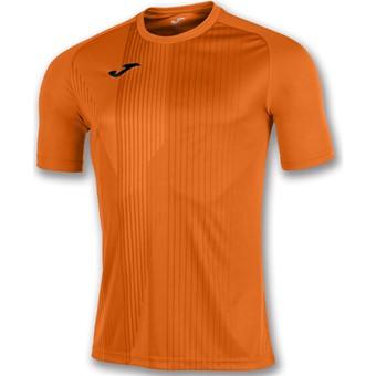 Picture of Joma Tiger Shirt Korte Mouw - Oranje
