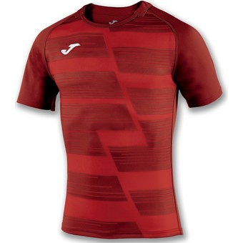 Picture of Joma Haka Rugbyshirt Kinderen - Rood / Chilirood