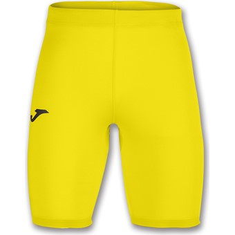 Picture of Joma Short Tight Kinderen - Geel