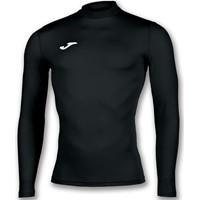 Joma Academy Shirt Opstaande Kraag - Zwart