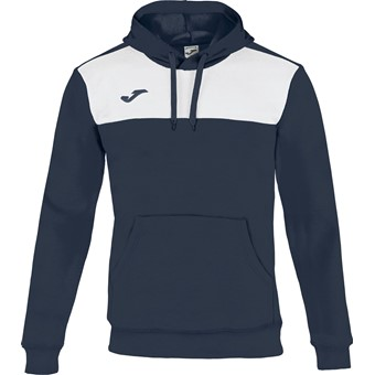 Picture of Joma Winner Sweater Met Kap Kinderen - Marine / Wit