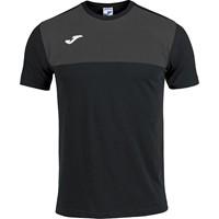 Joma Winner T-shirt - Zwart / Antraciet