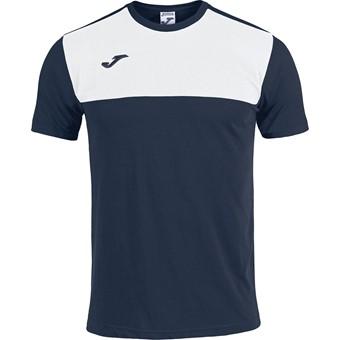 Picture of Joma Winner T-shirt Kinderen - Marine / Wit