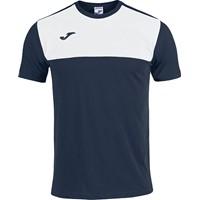 Joma Winner T-shirt Kinderen - Marine / Wit