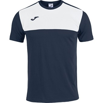 Picture of Joma Winner T-shirt - Marine / Wit