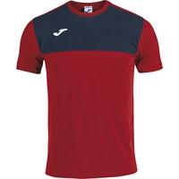 Joma Winner T-shirt Kinderen - Rood / Marine