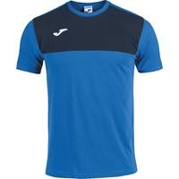 Joma Winner T-shirt Kinderen - Royal / Marine