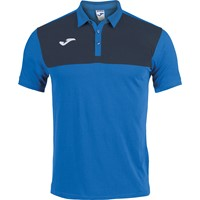 Joma Winner Polo Kinderen - Royal / Marine