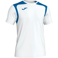 Joma Champion V Shirt Korte Mouw Kinderen - Wit / Royal