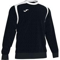 Joma Champion V Sweater Kinderen - Zwart / Wit