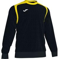 Joma Champion V Sweater Kinderen - Zwart / Geel