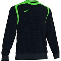Joma Champion V Sweater - Zwart / Fluo Groen
