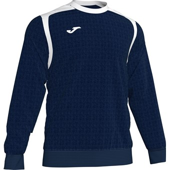 Picture of Joma Champion V Sweater - Donker Navy / Wit