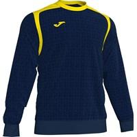 Joma Champion V Sweater Kinderen - Donker Navy / Geel