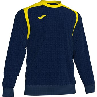 Picture of Joma Champion V Sweater - Donker Navy / Geel