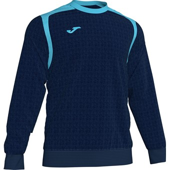 Picture of Joma Champion V Sweater Kinderen - Donker Navy / Fluor Turquoise