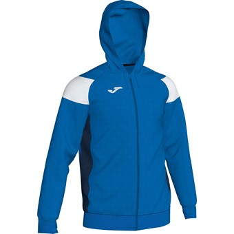Picture of Joma Crew III Hoodie - Royal / Wit