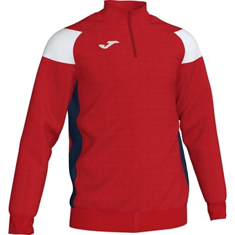 Picture of Joma Crew III Ziptop - Rood / Wit
