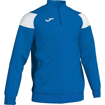 Picture of Joma Crew III Ziptop Kinderen - Royal / Wit