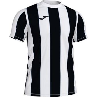 Picture of Joma Inter Shirt Korte Mouw Kinderen - Wit / Zwart
