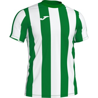 Picture of Joma Inter Shirt Korte Mouw - Groen / Wit