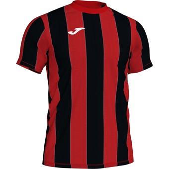 Picture of Joma Inter Shirt Korte Mouw Kinderen - Rood / Zwart