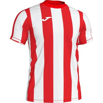 Picture of Joma Inter Shirt Korte Mouw Kinderen - Rood / Wit