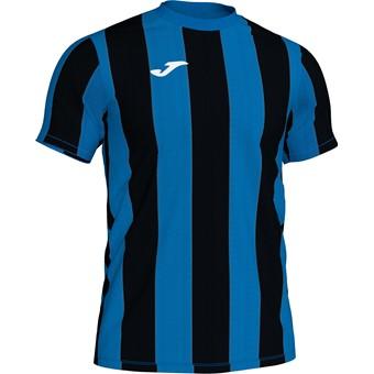 Picture of Joma Inter Shirt Korte Mouw Kinderen - Royal / Zwart