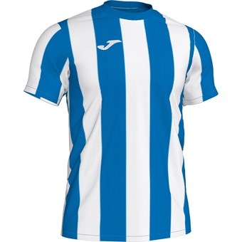 Picture of Joma Inter Shirt Korte Mouw - Royal / Wit