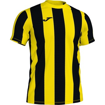 Picture of Joma Inter Shirt Korte Mouw Kinderen - Geel / Zwart