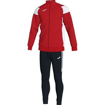 Picture of Joma Crew III Trainingspak - Rood / Wit / Zwart