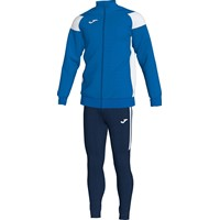 Joma Crew III Trainingspak - Royal / Wit / Marine