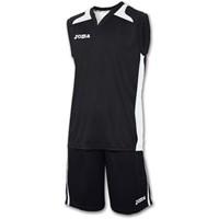 Joma Cancha Basketbalset - Zwart / Wit
