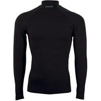 Joma Brama Classic Shirt Opstaande Kraag - Zwart