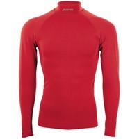 Joma Brama Shirt Opstaande Kraag Kinderen - Rood