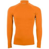 Joma Brama Classic Shirt Opstaande Kraag - Oranje