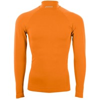 Joma Brama Shirt Opstaande Kraag Kinderen - Oranje