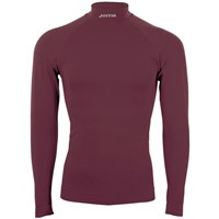 Joma Brama Classic Shirt Opstaande Kraag - Bordeaux
