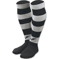 Joma Zebra II Kousen - Zwart / Wit