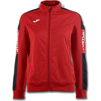 Picture of Joma Champion IV Trainingsvest Polyester Dames - Rood / Zwart