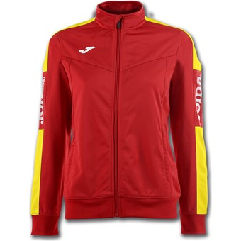 Picture of Joma Champion IV Trainingsvest Polyester Dames - Rood / Geel