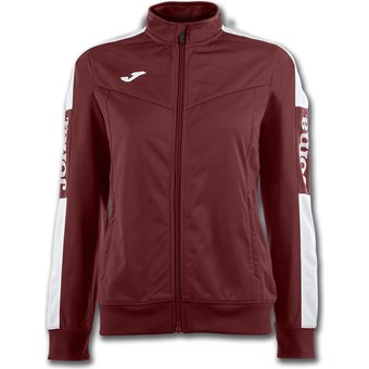 Picture of Joma Champion IV Trainingsvest Polyester Dames - Bordeaux / Wit