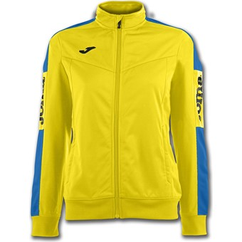 Picture of Joma Champion IV Trainingsvest Polyester Dames - Geel / Royal