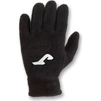 Joma Fleece Handschoenen Kinderen - Zwart / Wit