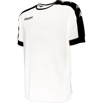 Picture of Kappa Tanis Shirt Korte Mouw - Wit