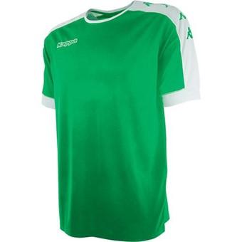 Picture of Kappa Tanis Shirt Korte Mouw Kinderen - Groen