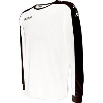Picture of Kappa Tanis Voetbalshirt Lange Mouw - Wit