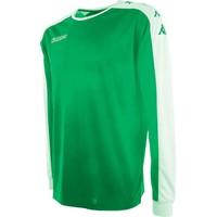 Kappa Tanis Voetbalshirt Lange Mouw - Groen